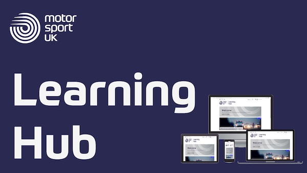 Motorsport UK Learning Hub