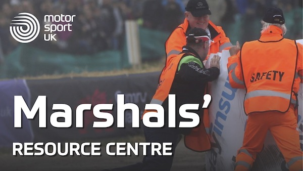 Motorsport UK Resource Centre: Marshals
