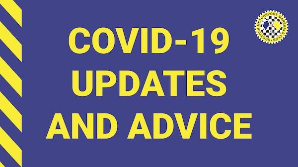 COVID-19 (Coronavirus) - Advice and Updates