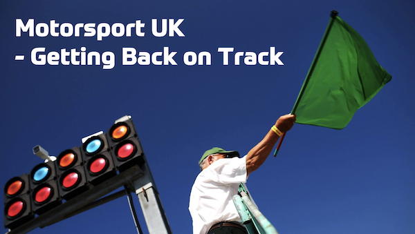 Motorsport UK - Getting back on track