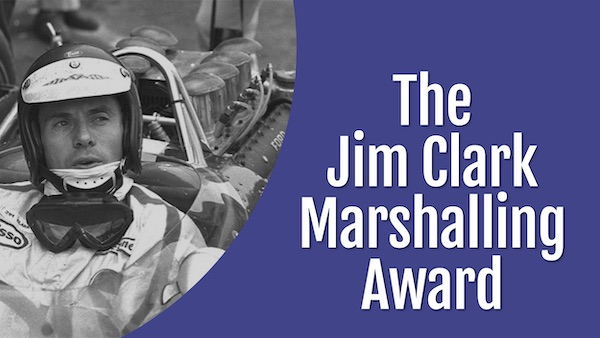 The Jim Clark Marshalling Award